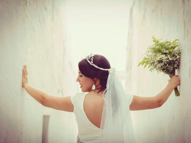 La boda de José Manuel y Lourdes en Arcos De La Frontera, Cádiz 8