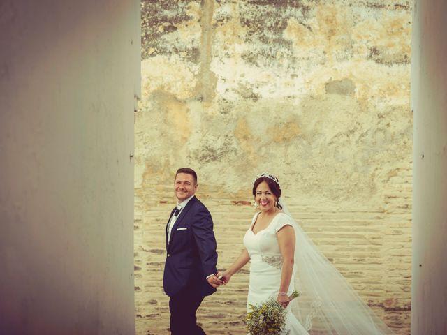 La boda de José Manuel y Lourdes en Arcos De La Frontera, Cádiz 9