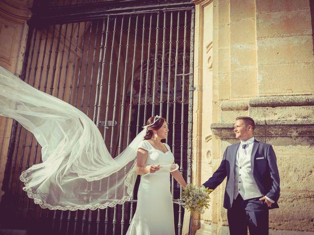 La boda de José Manuel y Lourdes en Arcos De La Frontera, Cádiz 1