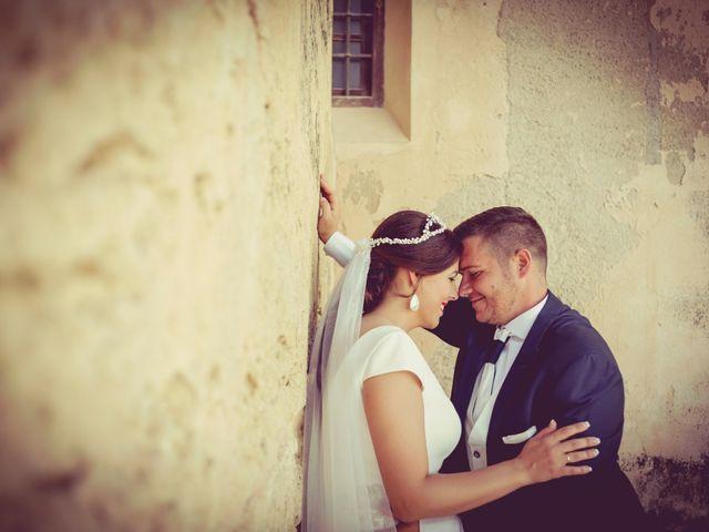 La boda de José Manuel y Lourdes en Arcos De La Frontera, Cádiz 11