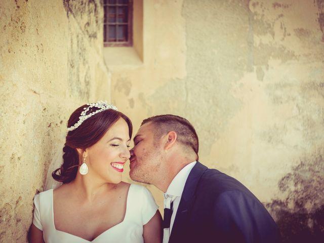 La boda de José Manuel y Lourdes en Arcos De La Frontera, Cádiz 6