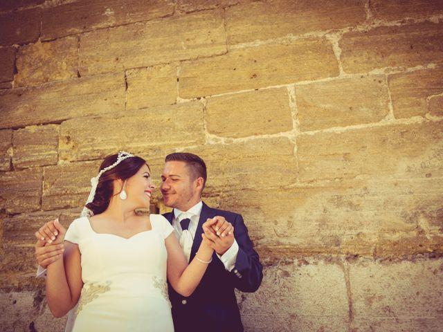 La boda de José Manuel y Lourdes en Arcos De La Frontera, Cádiz 14