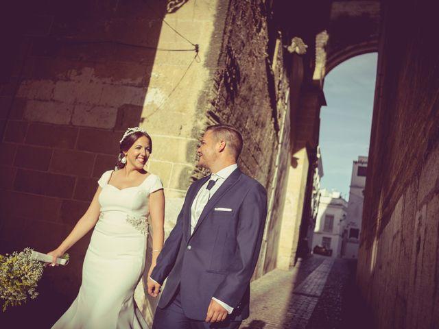 La boda de José Manuel y Lourdes en Arcos De La Frontera, Cádiz 15