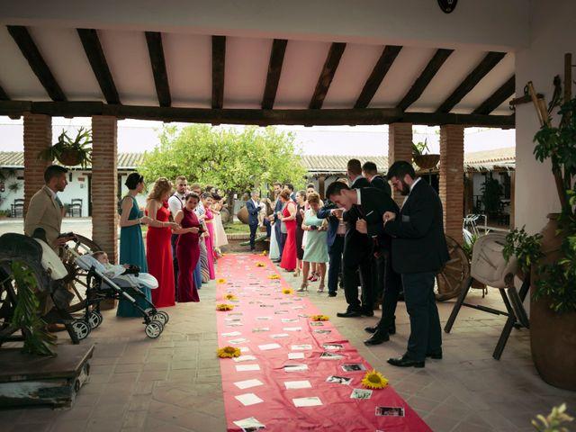 La boda de José Manuel y Lourdes en Arcos De La Frontera, Cádiz 16