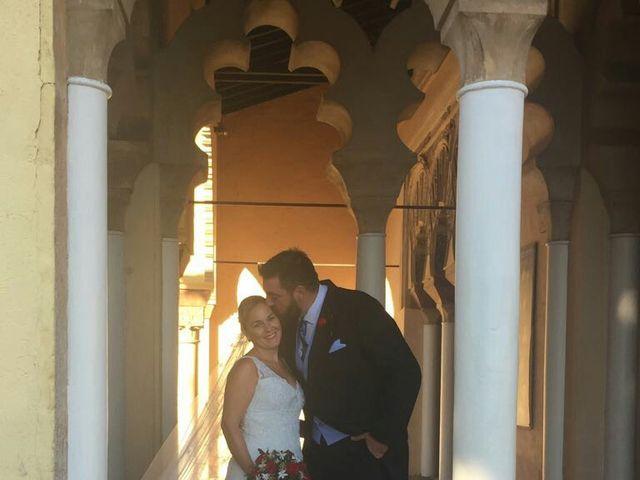La boda de Javi y Raquel  en Málaga, Málaga 1