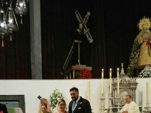 La boda de Javi y Raquel  en Málaga, Málaga 2