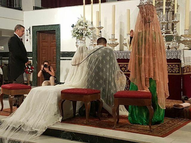 La boda de Javi y Raquel  en Málaga, Málaga 4