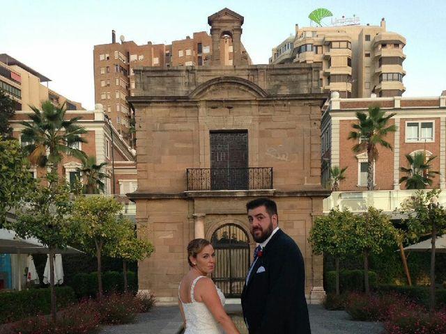 La boda de Javi y Raquel  en Málaga, Málaga 5
