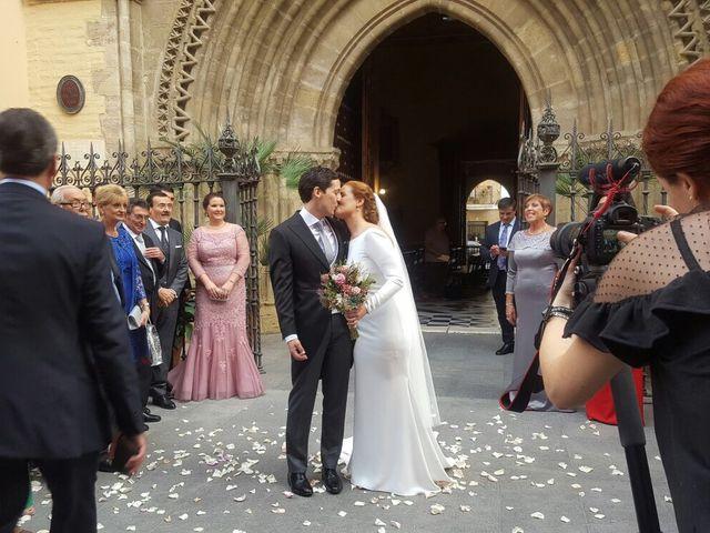 La boda de Juan Antonio  y Cecilia en Sevilla, Sevilla 1