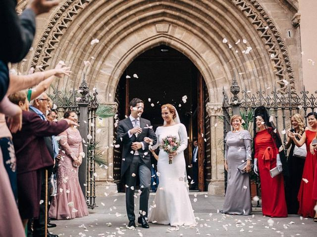 La boda de Juan Antonio  y Cecilia en Sevilla, Sevilla 2