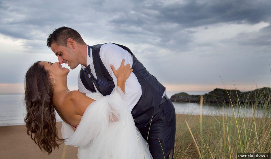 La boda de David y Laura en Santander, Cantabria