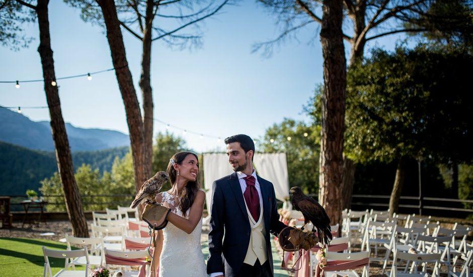 La boda de Verónica  y Javier en Castellar Del Valles, Barcelona