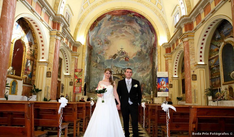 La boda de Manuel y Esperanza en Tabernes Blanques, Valencia