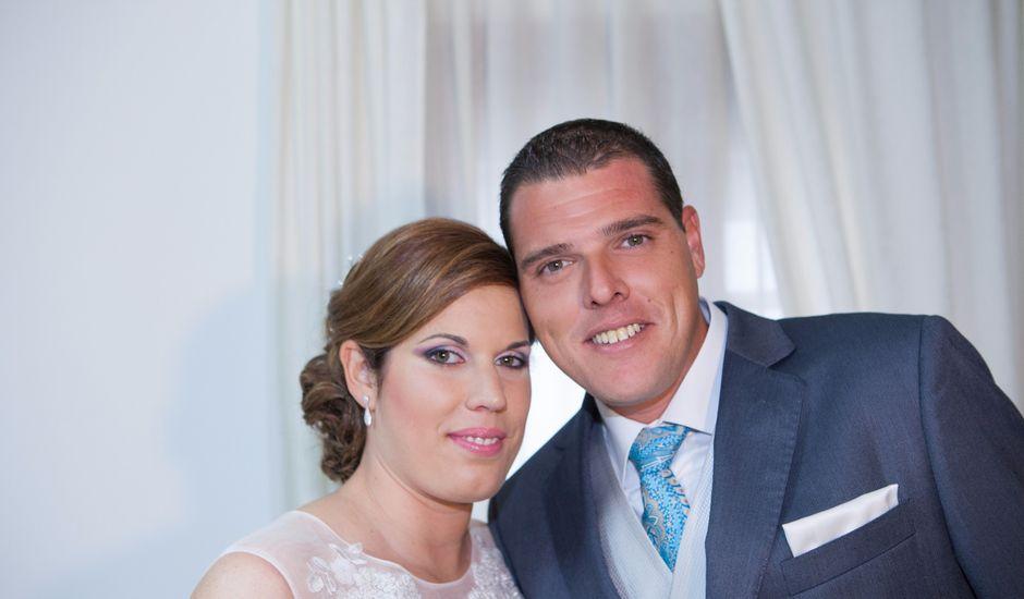 La boda de Miguel Ángel y Ana en Arahal, Sevilla