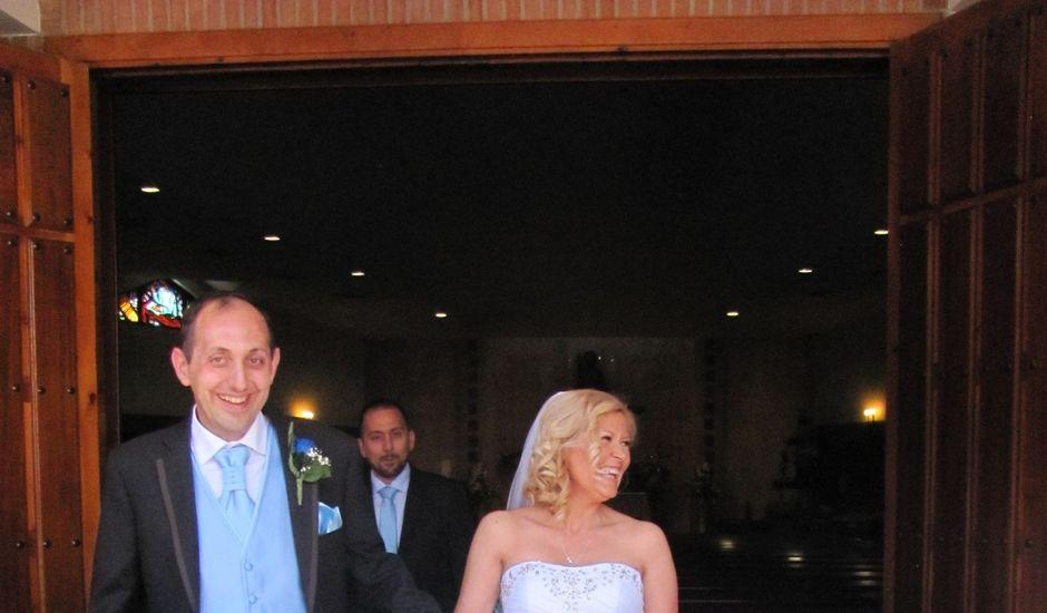 La boda de David y Celeste en Móstoles, Madrid