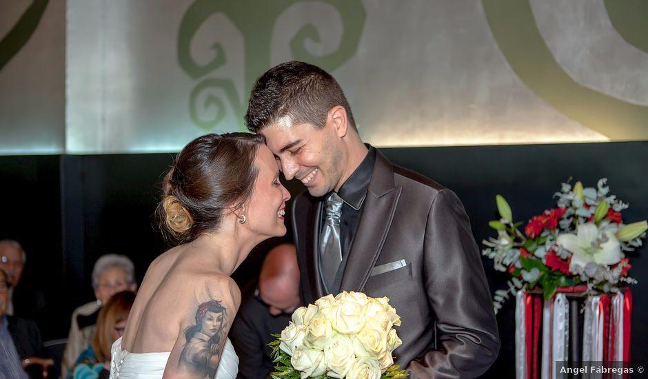 La boda de Marc y Sara en Cabrils, Barcelona