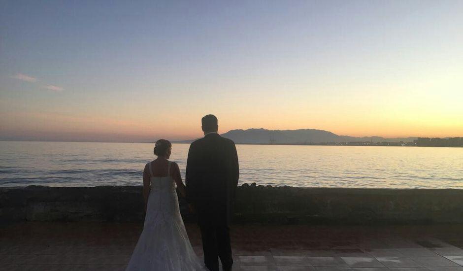 La boda de Javi y Raquel  en Málaga, Málaga