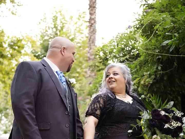 La boda de Alma y Teo