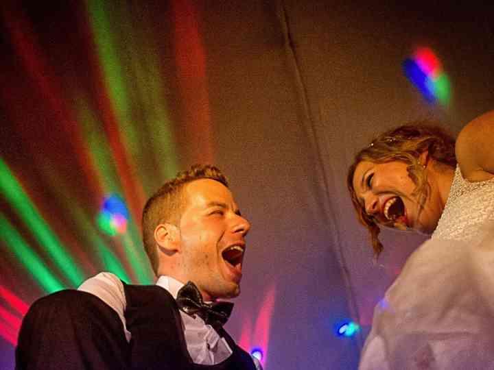 La boda de Sonia y Andre