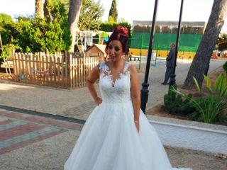 La boda de Isabel  y Jesús  3