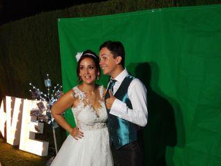 La boda de Isabel  y Jesús