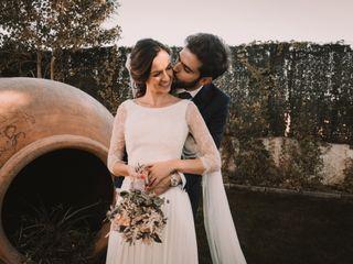 La boda de Cristina y Alex