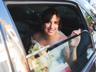 La boda de Emi y Hisem