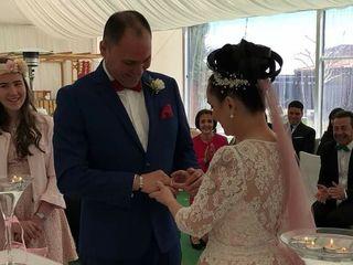 La boda de Begoña y Álvaro 1