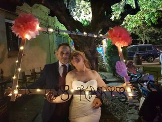 La boda de Vanesa  y Santiago  2