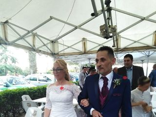 La boda de Vanesa  y Santiago  3