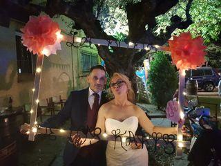 La boda de Vanesa  y Santiago