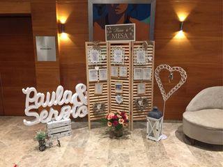 La boda de Paula  y Sergio  1