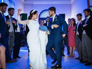 La boda de Clara y Rafa