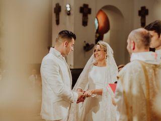 La boda de Rocío y Kike