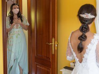 La boda de Cristina y Diego 2