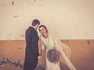 La boda de Águeda y Miguel