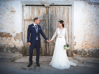 La boda de Cecilia y Ruben