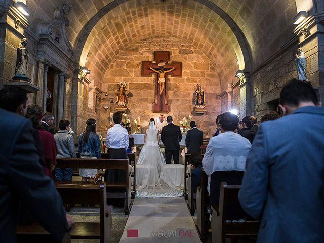 La boda de Diego y Soraya en O Grove (Resto Parroquia), Pontevedra 9