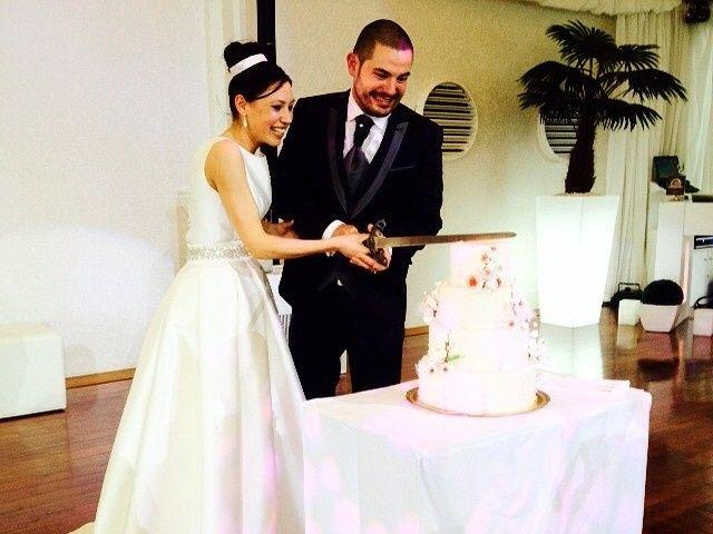 La boda de Diego y Soraya en O Grove (Resto Parroquia), Pontevedra 12