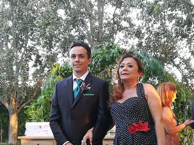 La boda de Jesús  y Isabel  en Cartagena, Murcia 7