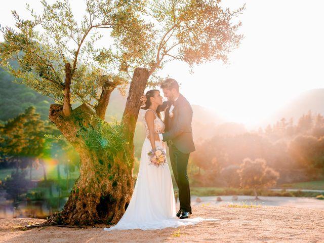 La boda de Maria y Oscar