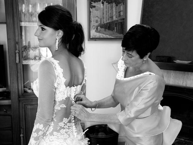 La boda de Alfonso y Lorena en Burgos, Burgos 7