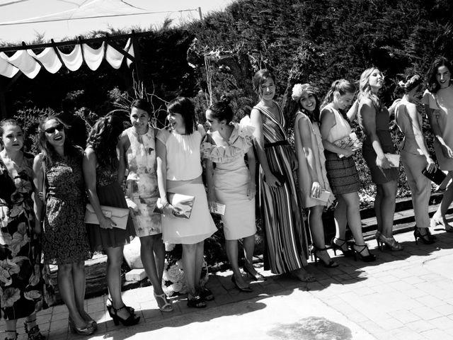 La boda de Alfonso y Lorena en Burgos, Burgos 9