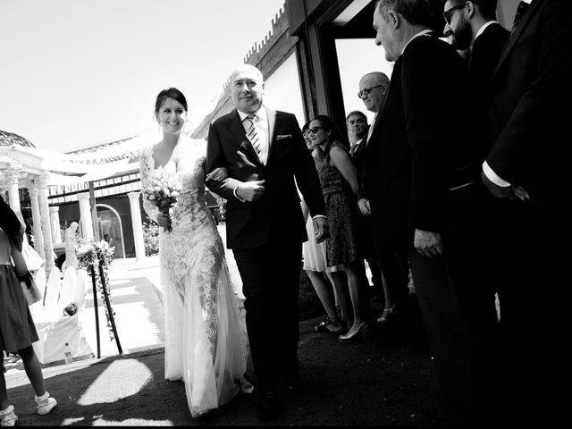 La boda de Alfonso y Lorena en Burgos, Burgos 10