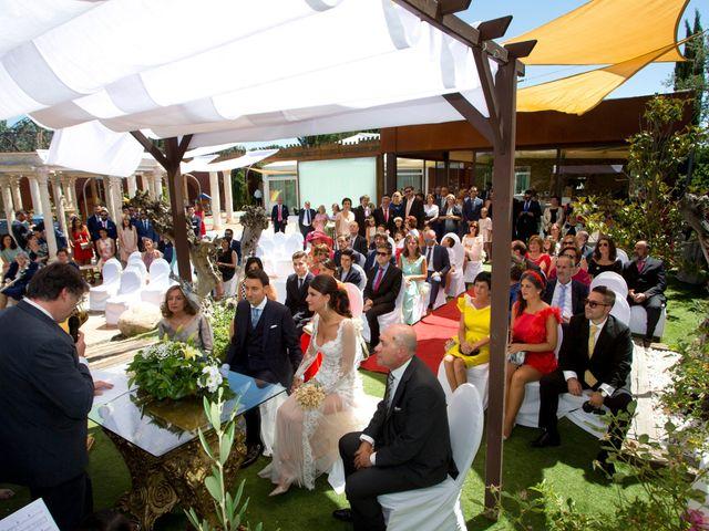 La boda de Alfonso y Lorena en Burgos, Burgos 12