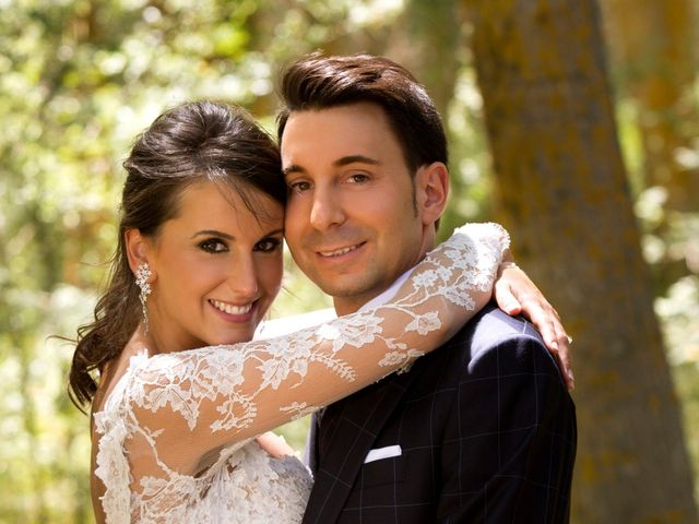 La boda de Alfonso y Lorena en Burgos, Burgos 18