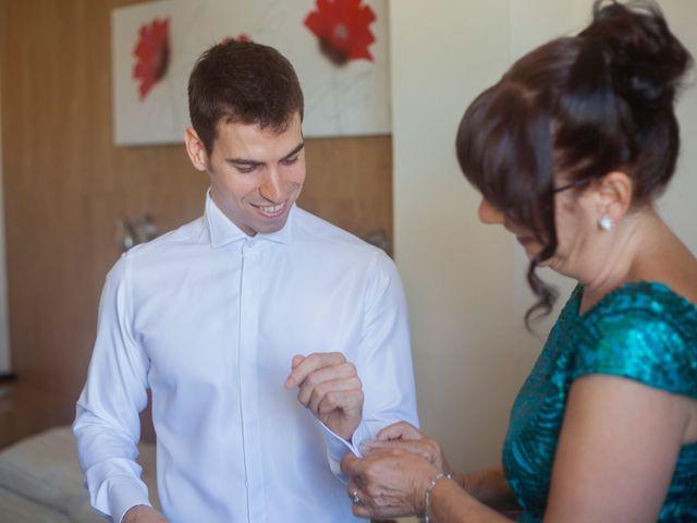 La boda de Andrea y Sergi en Mora D'ebre, Tarragona 15