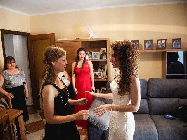 La boda de Andrea y Sergi en Mora D'ebre, Tarragona 87