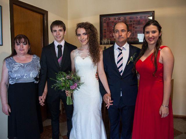 La boda de Andrea y Sergi en Mora D'ebre, Tarragona 91