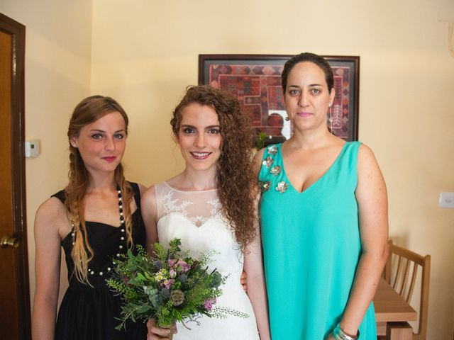 La boda de Andrea y Sergi en Mora D'ebre, Tarragona 95